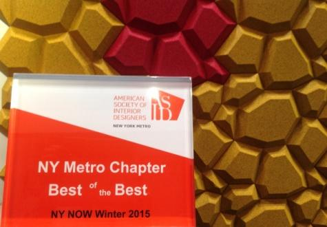 NY Metro Chapter - Best of the Best Award